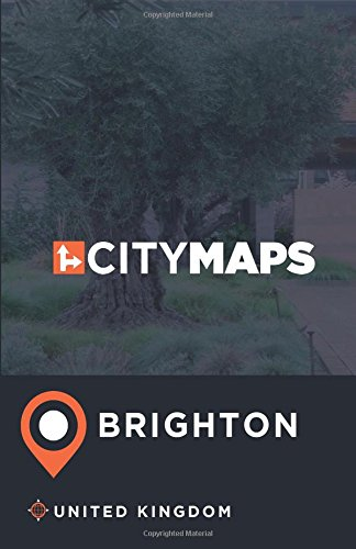 City Maps Brighton United Kingdom