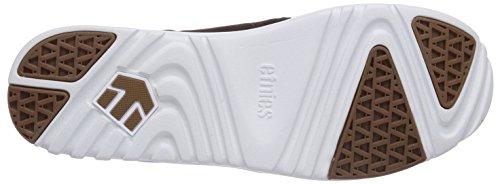 Men's White Scout Brown Gum Etnies Shoe BxgTdqq