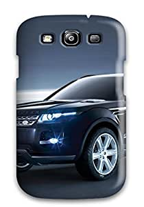 Christmas Gifts New Snap-on Skin Case Cover Compatible With Galaxy S3- Land Rover Lrx Concept Black 5 1794679K17475518