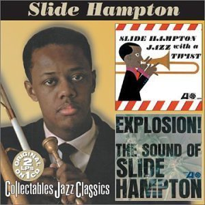 Jazz With a Twist / Explosion by SLIDE HAMPTON