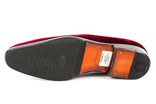Rouge Hamilton Rot Homme pour Mocassins EU MH15 734 amp; Melvin 41 0B4qTwH0