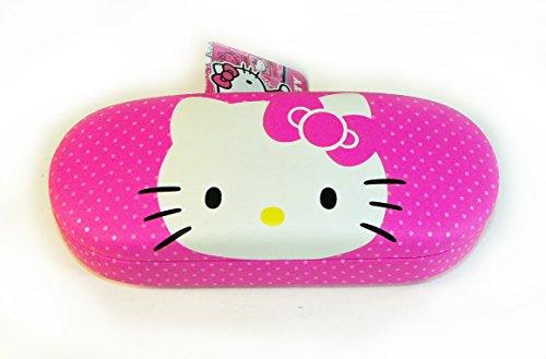 Hello Kitty Pink Hard Eyeglass - Glasses With Hello Kitty