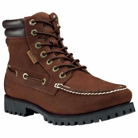 Timberland Men's Oakwell 7Eye Chukka Boot,Cognac,9 M US