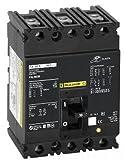SCHNEIDER ELECTRIC 480-VOLT 100-AMP FAL34100 Molded CASE Circuit Breaker 480V 100A