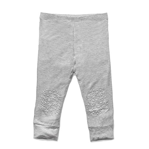 Harry Potter Like Scarf (Go Little One Go Anti-Slip Bamboo Crawling Leggings Pants - Helps Learning to Crawl on Slippery Floors Easier and Safer (Heather Grey))