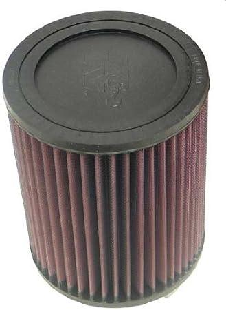K/&N E-0773 Voitures Filtre /à air de Remplacement Lavable et R/éutilisable