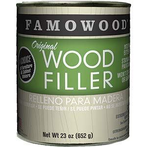 Eclectic Products Inc Famowood 36021122 Pt Mahogany Wood Filler - 12ct. Case by Eclectic (Image #1)
