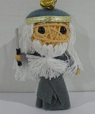 Amazon.com: Dumbledore de Harry Potter Voodoo cadena llavero ...