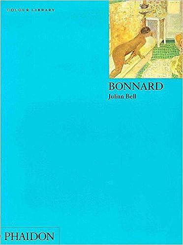 bonnard colour library phaidon colour library