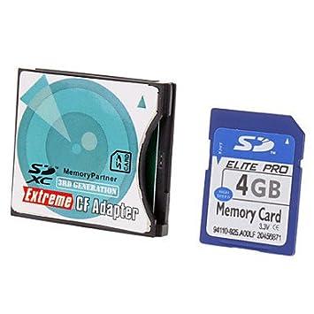 Conseguir Hi-Speed ??Tarjeta de memoria SD Ultra 4G con el ...