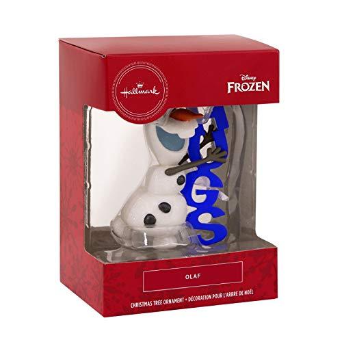 Hallmark Frozen Olaf with Hugs Christmas Ornament (Tree Olaf Christmas)