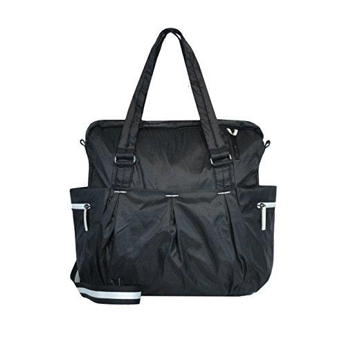 sherpani-wisdom-fitness-gear-tote-black-one-size