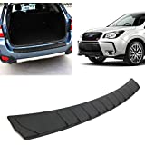 Toryea Rear Bumper Protector Accessory Trim Cover Fit Subaru Forester 2013 2014 2015 2016 2017 2018