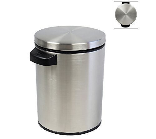 infrared touchless automatic trash can