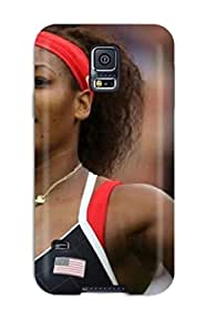 Faddish Phone Serena Williams Tennis Case For Galaxy S5 / Perfect Case Cover