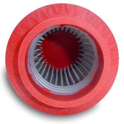 """Twist-R Cold Intake Air Filter Ford Mondeo 2.0TD ID 2.677""""/68 mm w/ Universal Install s38504096AT"""