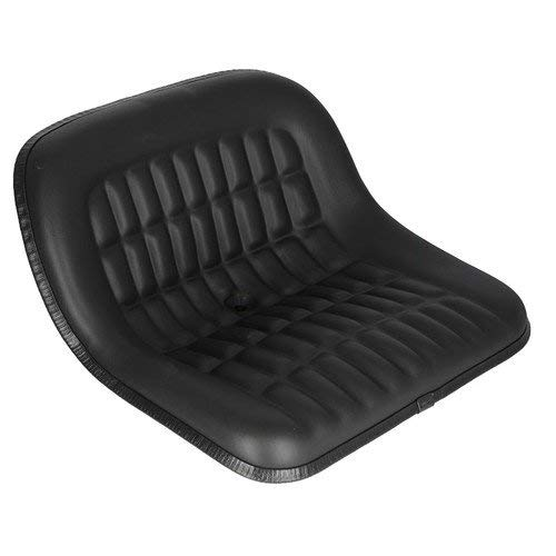 Pan Seat 19'' Cushion with 7'' Spacing Vinyl Black Ford 4000 2000 4110 3000 6600 3600 5000 4600 2600 3610 4100 2110 4610 6700 2310 2120 3910 7000 2910 2810 5100 5900 2100 3100 3500 7100 3300 5200 445 by All States Ag Parts