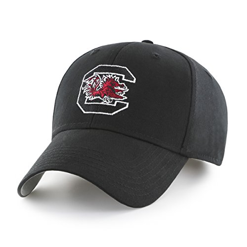 NCAA South Carolina Fighting Gamecocks Kid Cinch OTS All-Star MVP Adjustable Hat, Kids, Black