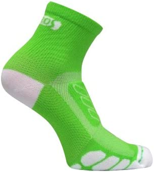 Eurosock Cycling Socks EU202 Eliminates Swelling and Numbness Skin Like Fit and Feel Embraces The Foot