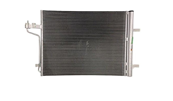 Rareelectrical NEW AC CONDENSER COMPATIBLE WITH 2012-13 FORD FOCUS PFC CV6Z 19712 A FO3030236 AV6Z 19712 A CV6Z 19712 A AV6Z 19712 A FO3030236
