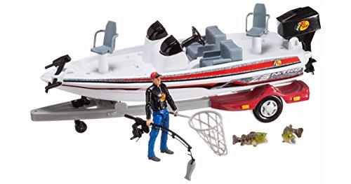 NITRO Boat Big Bass Fishing Adventure Play Set - 13