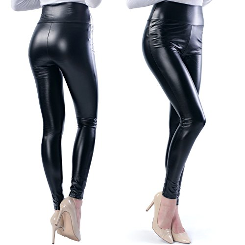 9d030d1dad3d We Analyzed 1,885 Reviews To Find THE BEST Black Latex Leggings