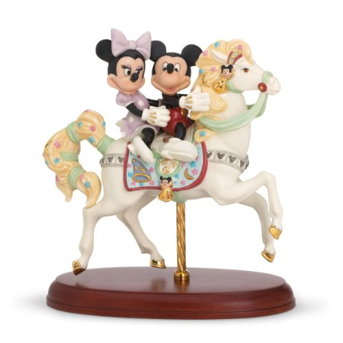 Lenox Mickey's Carousel Romance (Carousel Lenox China)