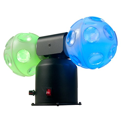 ADJ Products JELLY COSMOS BALL,TRI COLORED LED ( ()
