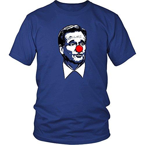 Roger Goodell Clown Shirt Matt Patricia Brady Redemption New England T Shirt