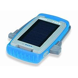 Brunton Freedom Solar Panel and 2200 mAh Battery (Blue)