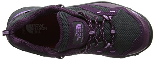 The North Face Hedgehog Fastpack Gtx, Botas de Senderismo para Mujer Gris (Dark Shadow Grey)