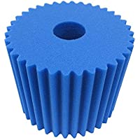4YourHome Blue Star Foam Filter Designed to Fit Electrolux Central Vacuum CV3271B, CV3219, CV3291C, CV3391A, CV3391D