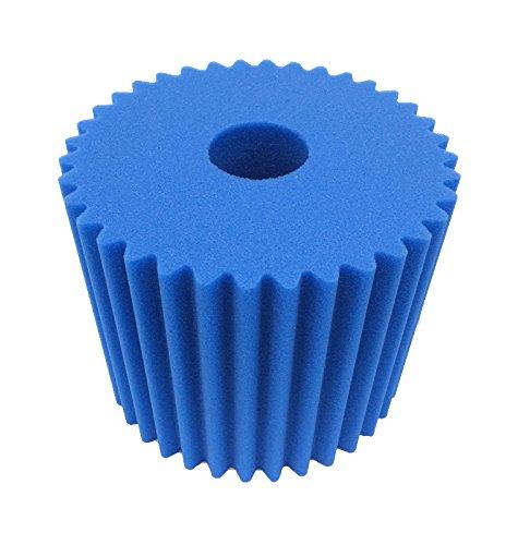 4YourHome Blue Star Foam Filter Designed to Fit Electrolux Central Vacuum CV3271B, CV3219, CV3291C, CV3391A, CV3391D