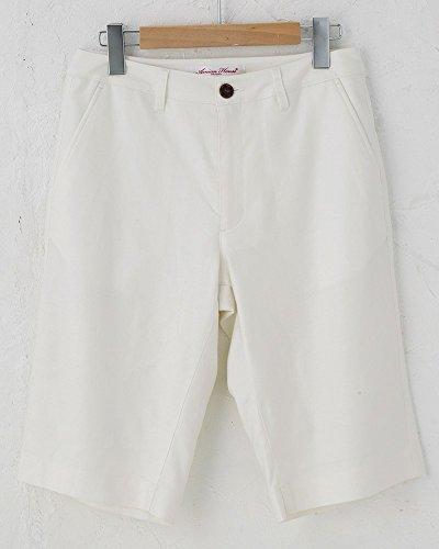 涼しい 接触冷感 夏パンツ 透けにくい ノータックハーフパンツ レディース ハドリーツイル ホワイト ネイビー 黒 ベージュ ピンク グリーン ゴルフ 五分丈 5分丈 美脚パンツ 美尻 短パン ショーパン ホットパンツ 大きいサイズ ギフト ボトムス ズボン
