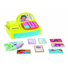 Fisher-Price Dora The Explorer Cash Register Playset by Fisher-Price
