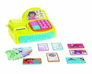 Dora La Exploradora X2180 - Caja Registra-Dora (Mattel)