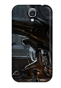 Anti-scratch Case Cover Protective Spaceship Case For Galaxy S4