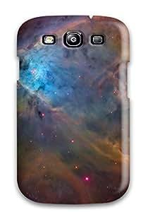 New QPUQcyZ5943RxzmL Nebula Tpu Cover Case For Galaxy S3 Sending Screen Protector in Free