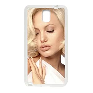 Happy Angelina Jolie Design Pesonalized Creative Phone Case For Samsung Galaxy Note3