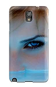 5415478K54921467 MarvinDGarcia Case Cover Galaxy Note 3 Protective Case Blue Eyes