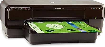 HP Officejet 7110 A3 - Impresora de tinta (4800 x 1200 dpi, USB ...
