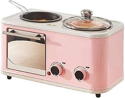 XIUYU Cocineros 5L Mini Horno eléctrico Multi Función Olla de ...