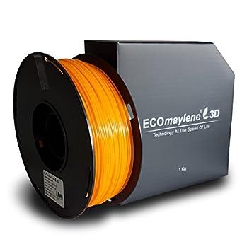 Amazon.com: Naranja – ecomaylene3d de tomate, ABS Filamento ...