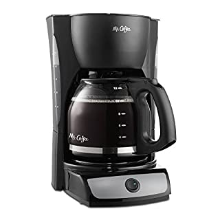 Mr. Coffee CG13-RB 12-Cup Switch Coffeemaker, Black (B002MVJQPA) | Amazon price tracker / tracking, Amazon price history charts, Amazon price watches, Amazon price drop alerts