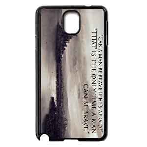 Samsung Galaxy Note 3 Cell Phone Case Black Game of Thrones jncc