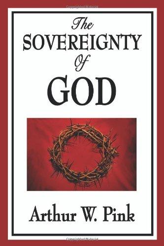 Read Online The Sovereignty of God pdf epub