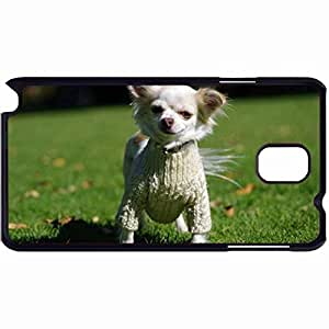 New Style Customized Back Cover Case For Samsung Galaxy Note 3 Hardshell Case, Back Cover Design Dog Personalized Unique Case For Samsung Note 3 wangjiang maoyi by lolosakes
