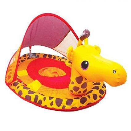 Swimways Baby Spring Float Animal Friends  Giraffe Spielzeug für draußen