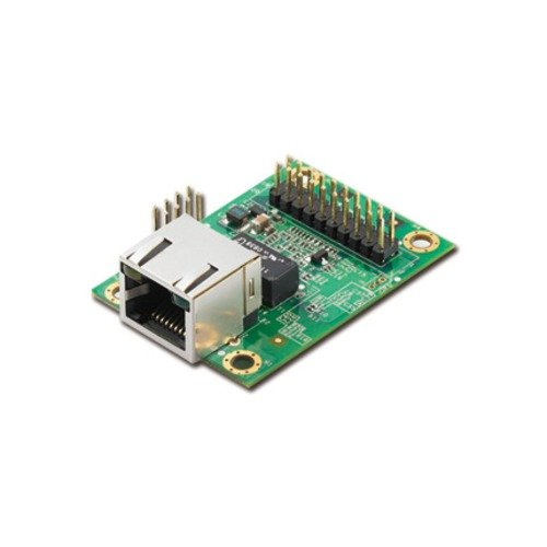 MOXA MiiNePort E3-T - Embedded Device Server for TTL Devices, up to 230.4Kbps, with RJ45, -40 to 85°C by Moxa