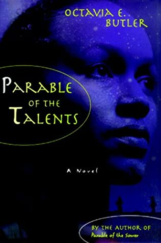 book cover of Parable of the Talents